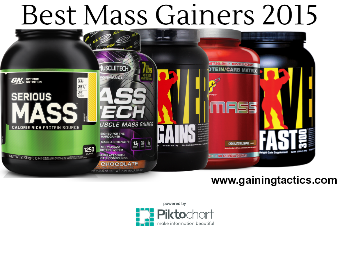 Best Mass Gain Protein
