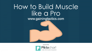 build muscle like a pro