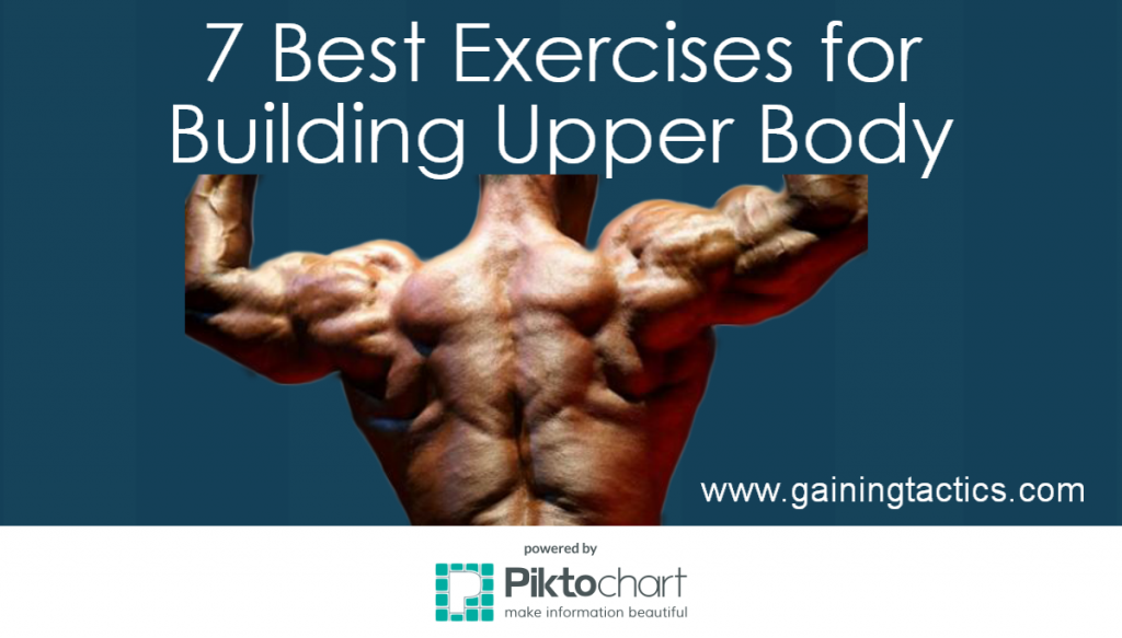 7 Super Exercises for Building Upper Body