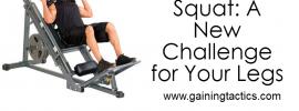hack squat for legs