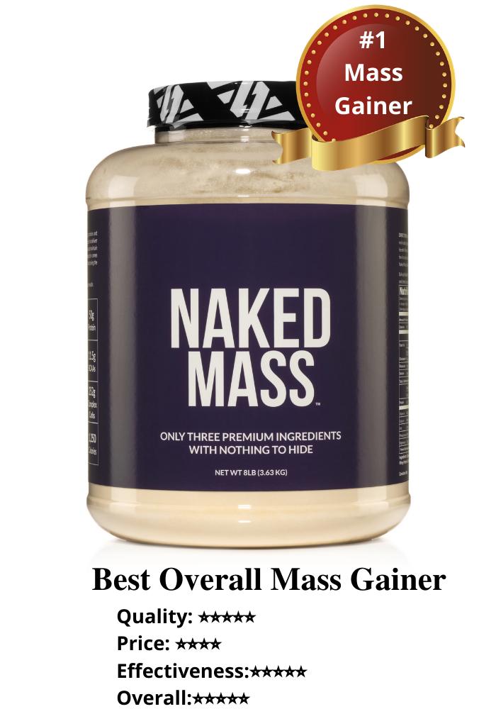 The Best Mass Gainer