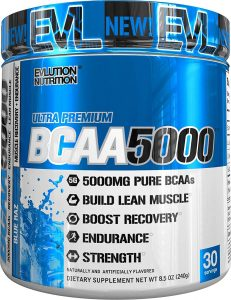 bcaa post workout