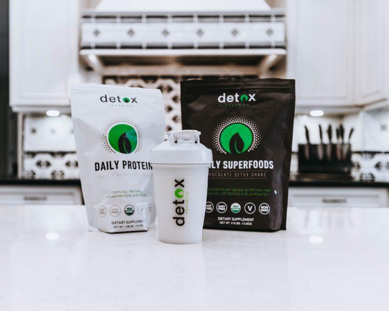 Detox Organics superfood