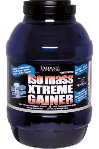 weight gainer without sugar