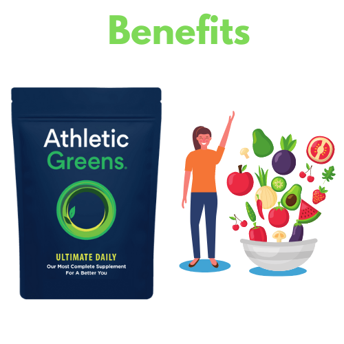 athletic green benefits