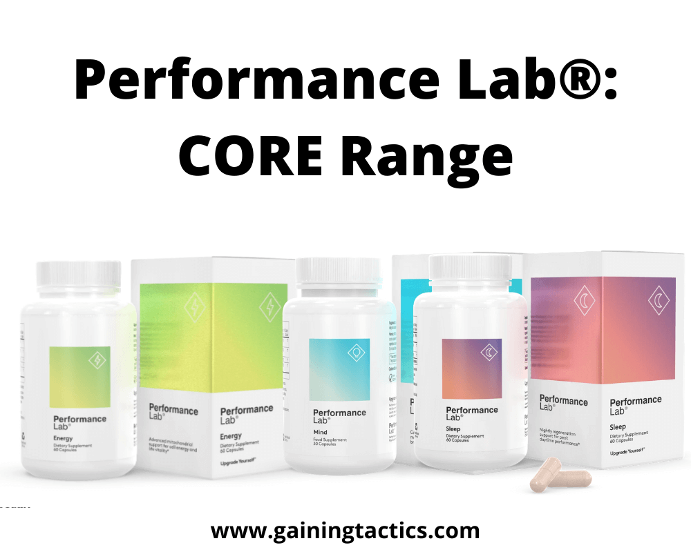 performance lab core review