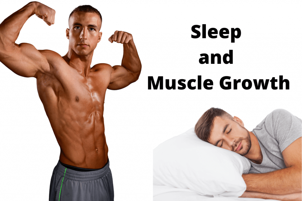 sleep and building muscle