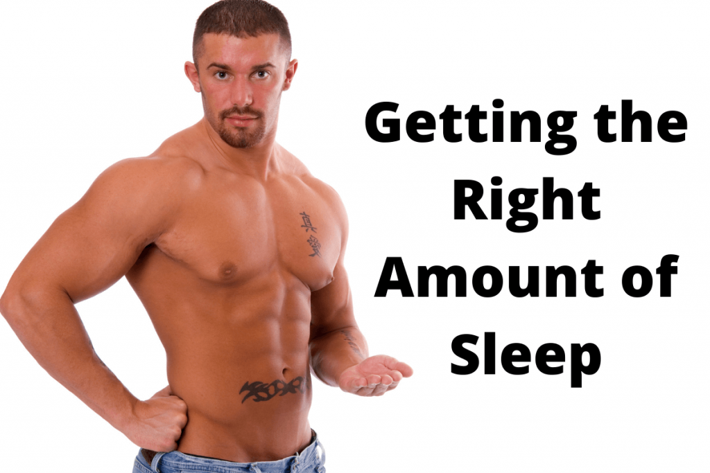 sleep muscle growth