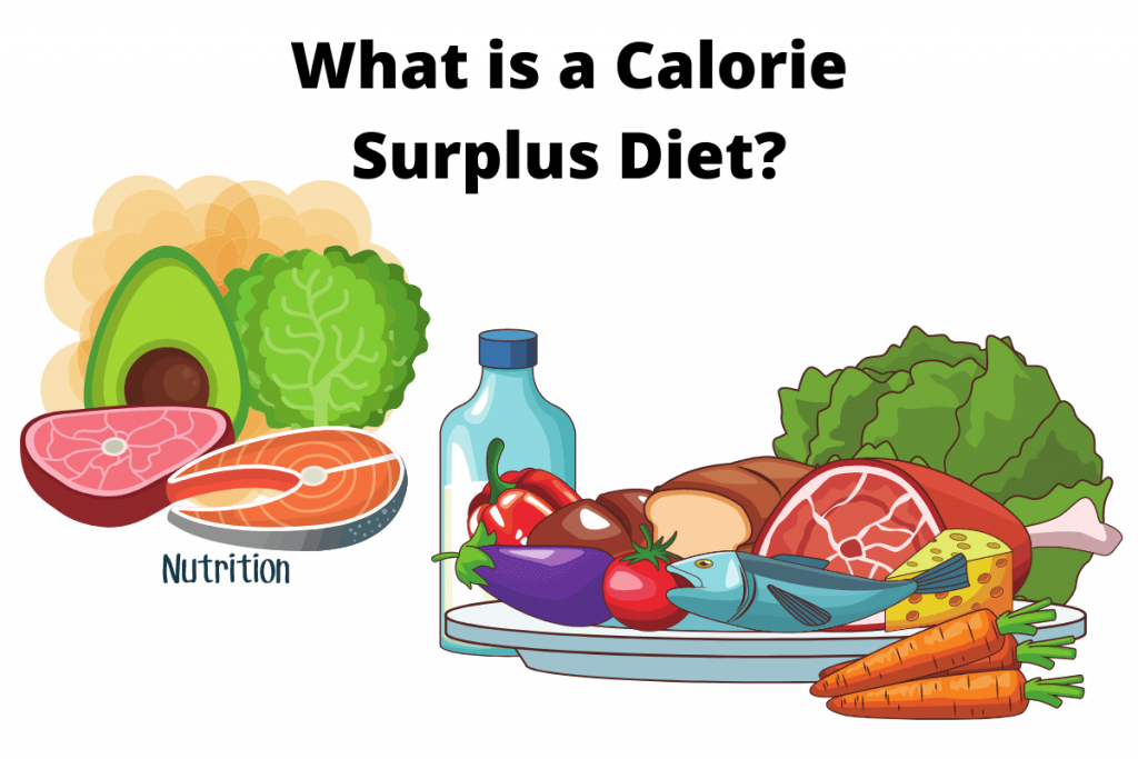 what is a calorie surplus