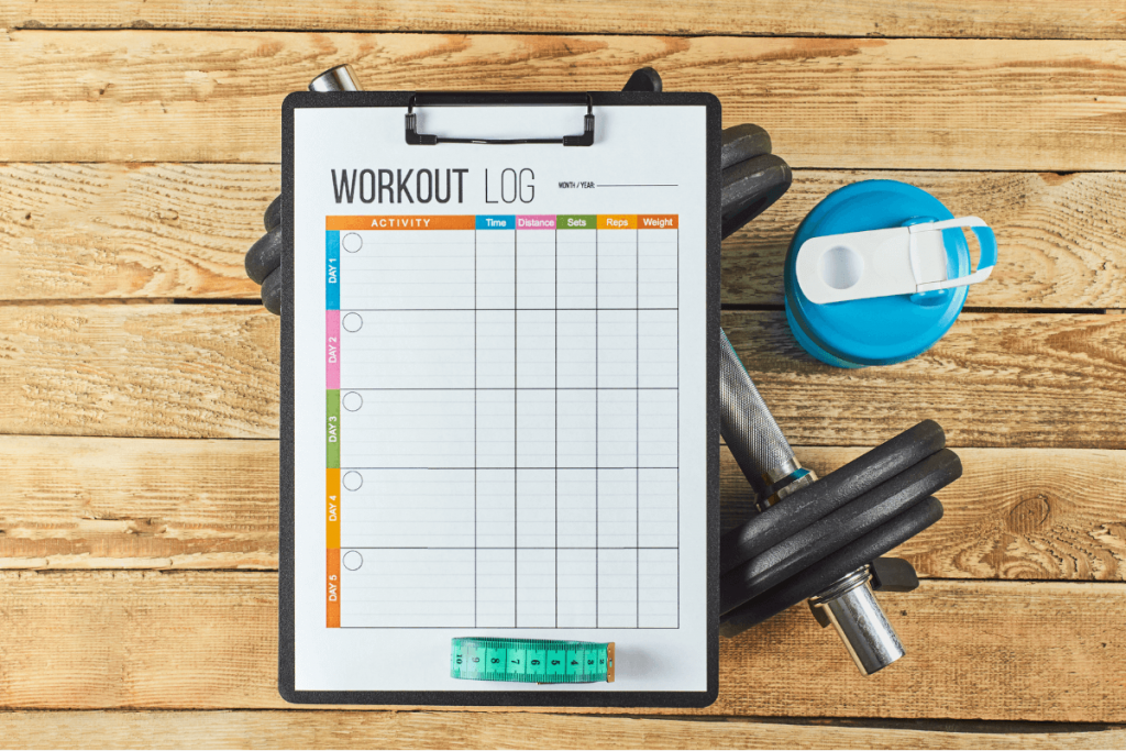 best way to track workouts