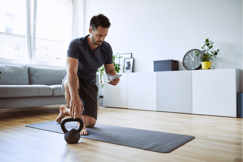 how to keep track of fitness progress
