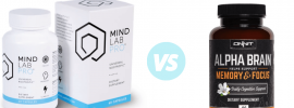 Mind Lab Pro vs Alpha Brain
