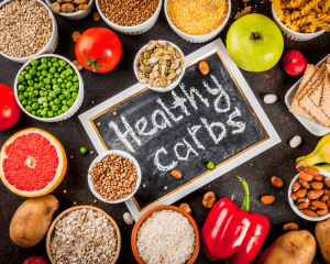 carbs for weight gain