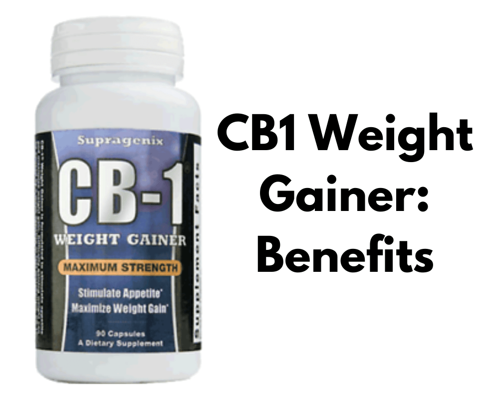 is cb 1 weight gainer safe