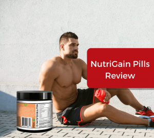 nutrigain weight gain review