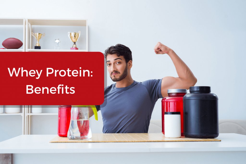 difference between mass gainer and whey protein powder
