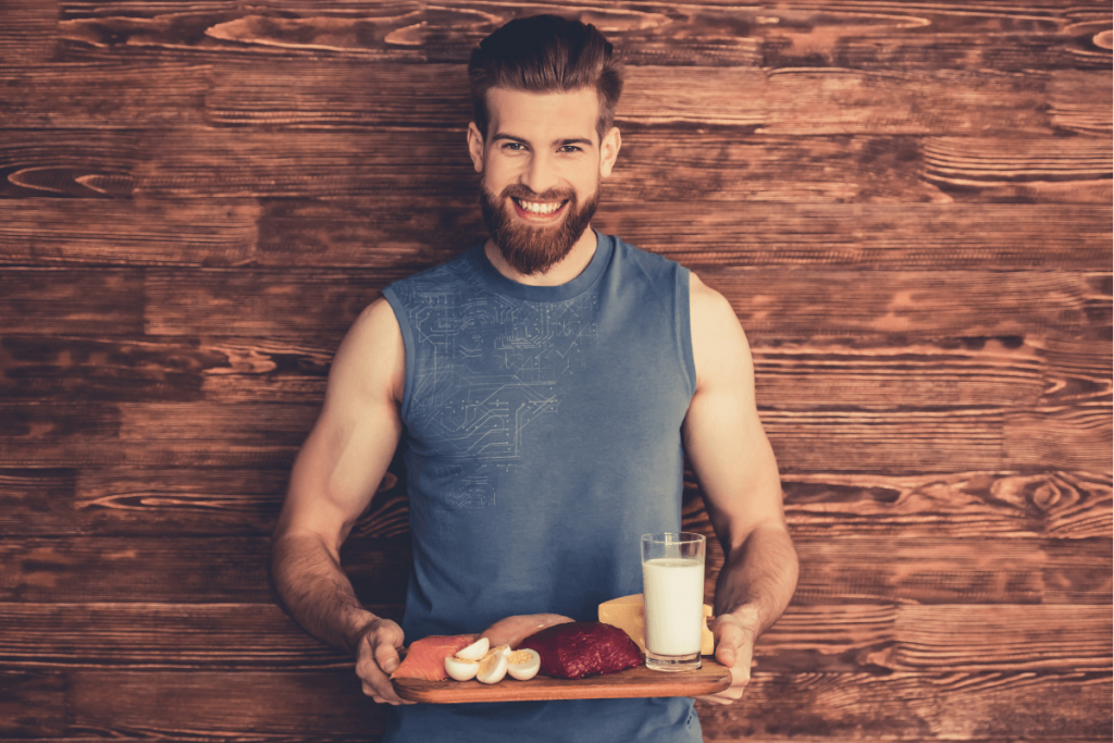difference between muscle gainer and whey protein