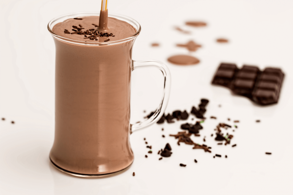 high calorie protein shakes