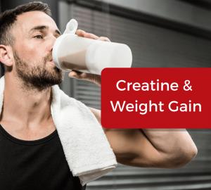 creatine weight gain