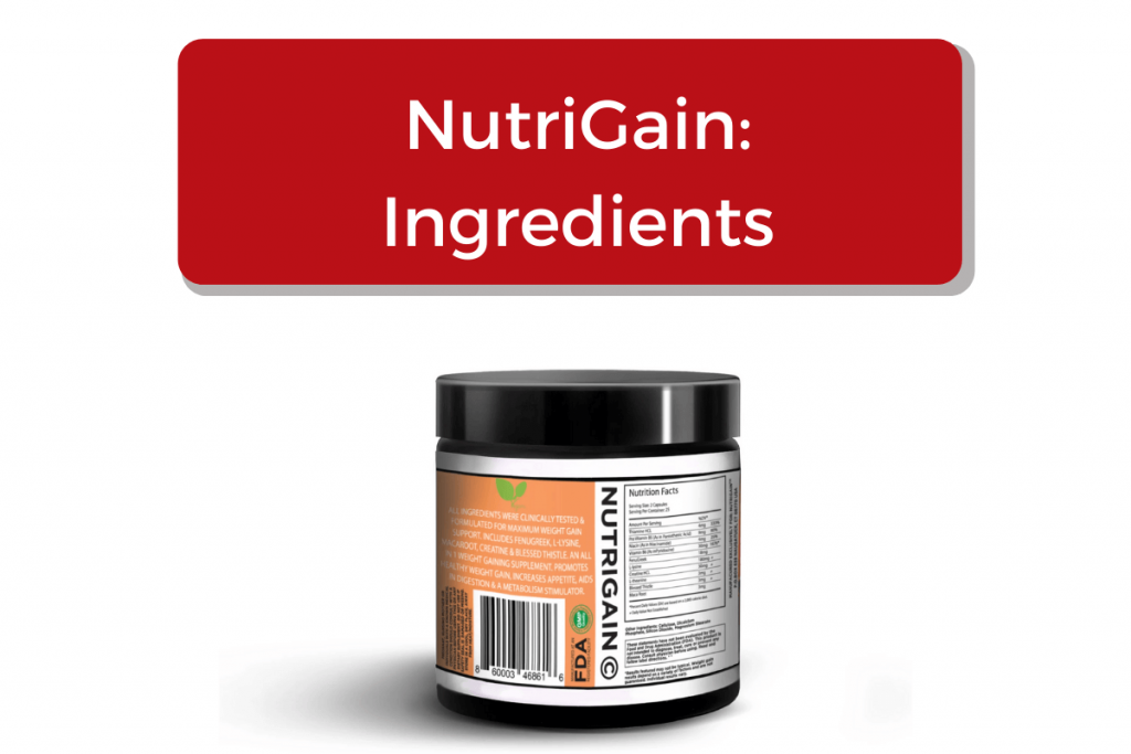 nutrigain powder how to use