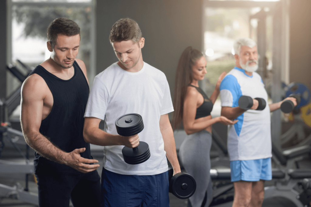 progressive overload weight training
