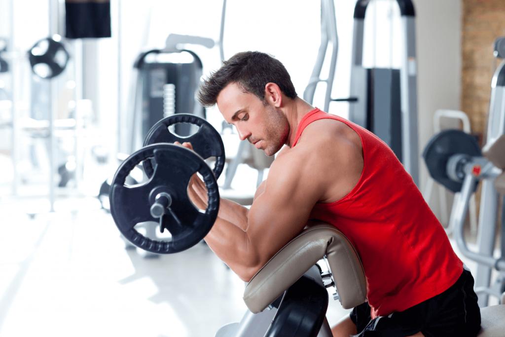 natural muscle gain per year