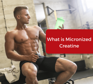 what is micronized creatine