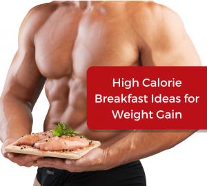 high calorie breakfast