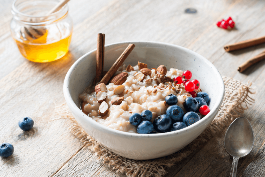 high calorie breakfast to gain weight