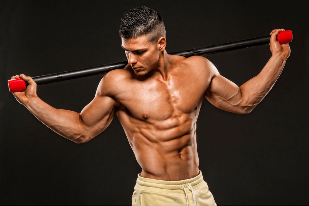 how to bulk and keep abs