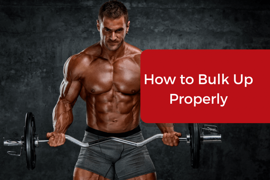 how to gain muscle without gaining fat
