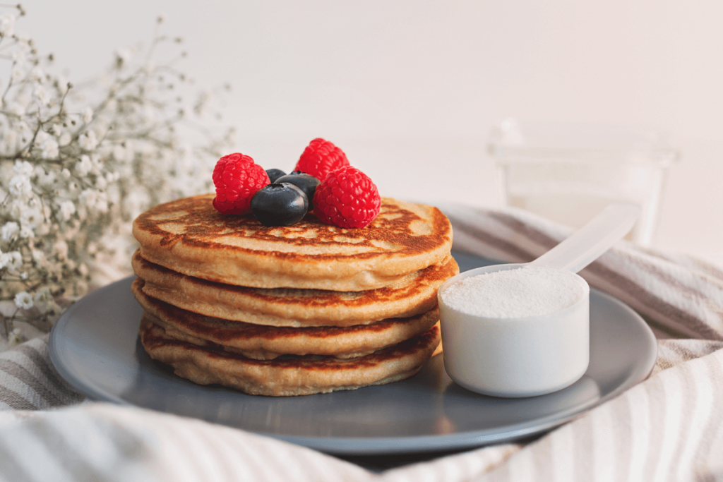 protein pancakes for gaining weight